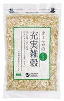 オーサワジャパン オーサワの充実雑穀(国内産) 250g×6個