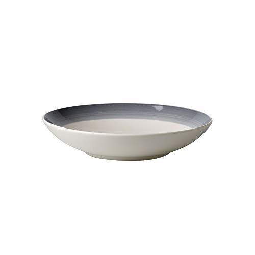 Villeroy & Boch Colourful Life Cosy Grey Cuenco, 24 cm, Porcelana Premium,...