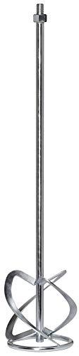 kwb by Einhell Rührer Mörtel M14 Farb- und Mörtelrührer-Zubehör (für Mörtel, 60 cm Gesamtlänge, 120 mm Rührerdurchmesser, für max. 80 L, M14-Aufnahme)