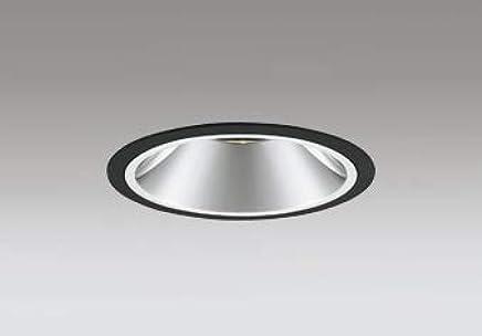 ODELIC LEDユニバーサルダウンライト グレアレス CDM-T35W相当 ブラック 23° 埋込穴Φ125mm 電球色 2700K M形 一般型 専用調光器対応 XD402336H (電源?調光器?信号線別売)