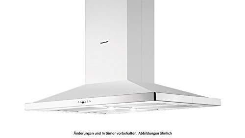SILVERLINE Carisma Isola CRI 900 E Inselhaube/Edelstahl / 90 cm/A