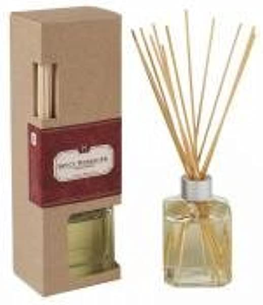 Hillhouse Naturals Reed Diffuser 5 Oz Spicy Rosehips