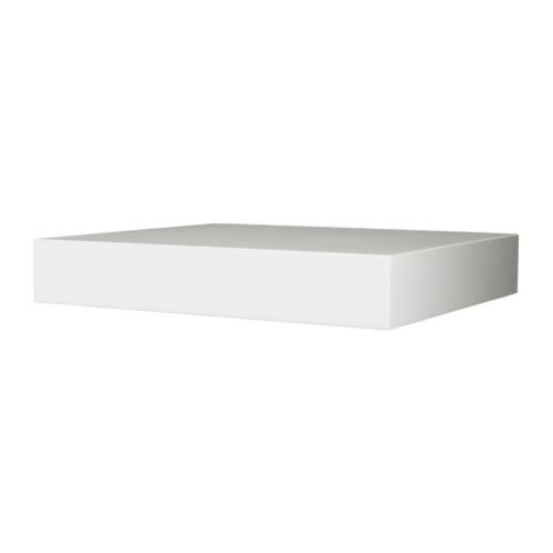 IKEA LACK – Estante de pared, color blanco – 30 x 26 cm