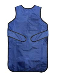 X-Ray Protection Apron - Shoulder Drop-Off OR Regular Lead, Large, Hook & Loop Closure, Color Options, USA Made