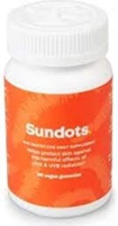 Sundots Daily Sun Protective Organic Vegan Gummies 36ct