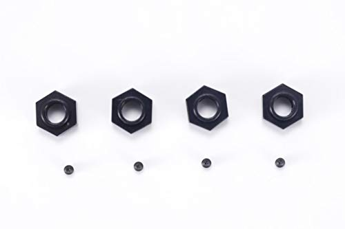 RZXYL Gear for TRX4 (Black)