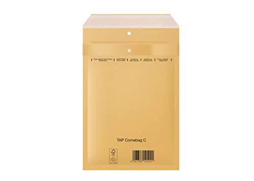 100 Luftpolsterumschläge 170 x 225 mm   Luftpolstertaschen C3   braune Versandtasche DIN A5   in CD C3 D4 E5 F6 G7 H8 I9 K10 wählbar