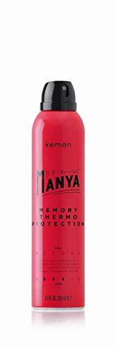 Kemon - Hair Manya Memory Thermo Protection, Spray per Capelli Termoprotettore, Lunga Durata - 250 ml