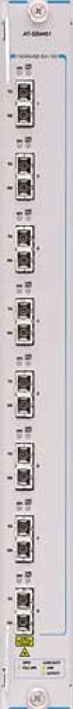識別永遠に対称アライドテレシス AT-SB4451A(ラインカード(1000B-SX(SC)×8) 39773