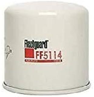 FF5114 Fleetguard Fuel Filter, Replaces Toyota 2330356031, Nissan 16403Z7000, Donaldson P550057