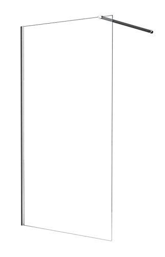8 mm Duschwand STRETTO 120 x 200 cm
