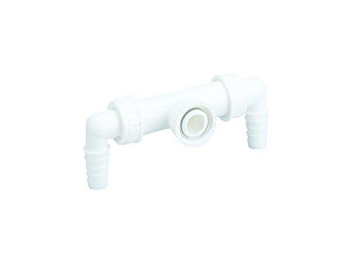 DALLMER Waschgeräte-Doppelanschluss, 1