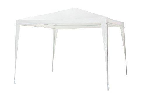 tepro Mana 3x3 Pavillon, Weiß/Weiß, 290x290x250 cm