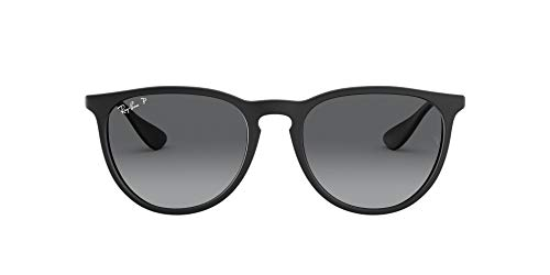 Ray-Ban Erika Color Mix RB4171-622/T3 Gafas, Negro, 54 Unisex Adulto