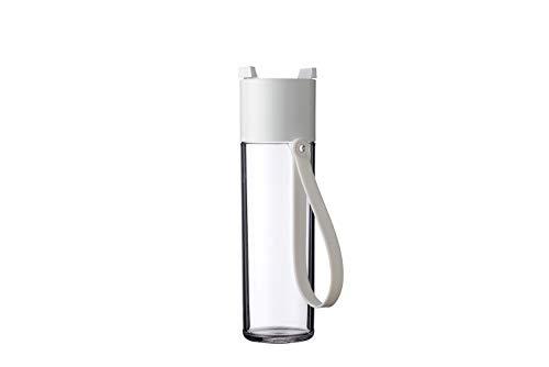 Rosti Mepal Just Water - Botella de Agua (500 ml), Transparente