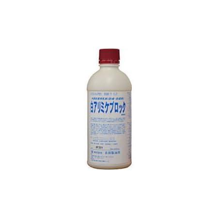 白アリミケブロック業務用400ml 白蟻駆除用木部処理用乳剤