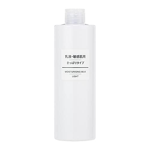 無印良品乳液敏感肌用さっぱりタイプ大容量400mL44293980クリーム400ミリリットル(x1)
