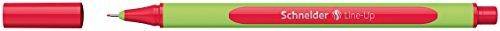 Schneider Schreibgeräte Fineliner Line-Up, 0,4 mm, romantic-red