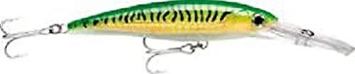 Rapala X-Rap Magnum 30 Fishing lure (Gold Green Mackerel, Size- 6.25)
