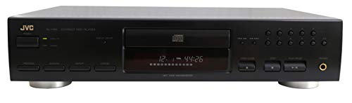 JVC XL-V 184 CD Player in schwarz