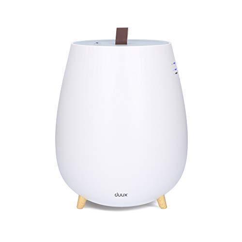 Duux luchtbevochtiger TAG DXHU03 wit, draagbaar, LED-licht en omgevingslicht, 20 W, 2,3 l, 34 decibel