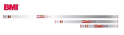 BMI Wasserwaagen-Set EUROSTAR 3-teilig