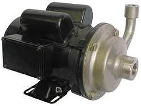 Dayton 5WXR9 Pump, Centrifugal, SS, 1/3 HP, 1 PH