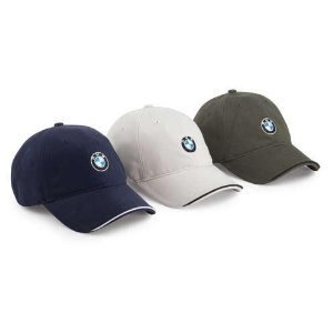 BMW Genuine Recycled Brushed Twill Cap - Stone