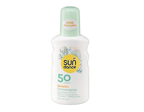 SUNDANCE Sonnenspray sensitive LSF 50, 200 ml