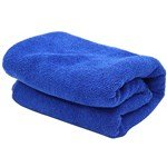 3pcs 63 x 34cm Professional Car Wash Cleaning Microfiber Towel by Fabric Absorbent Quick Dry Cloth
