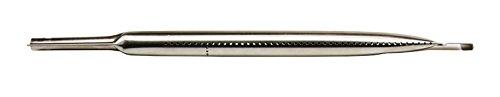 AKTIONA Edelstahl Brenner 41,7 x 4,0 cm für Gasgrill Verteiler Gasbrenner Brennerrohr Ersatzbrenner