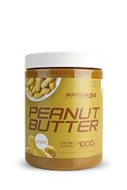 100% Peanut Butter - 1000g - Smooth