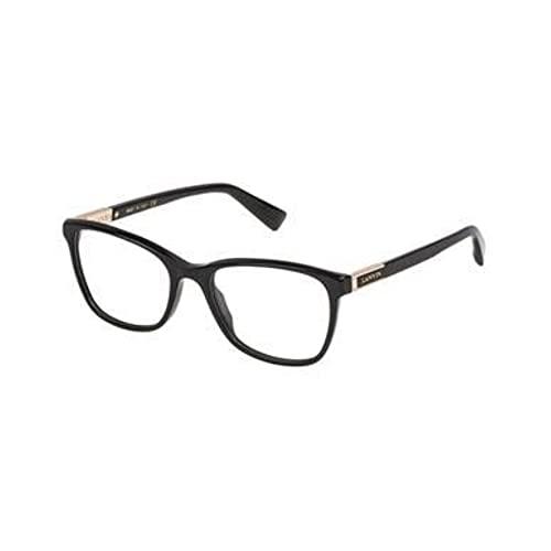 LANVIN Brillen VLN 710 Schwarz 700 Unisex - Erwachsene 