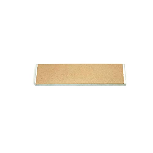 """Kangaroo Leather Strop 4"""" x 1"""" with Aluminum Mounting for KME"""