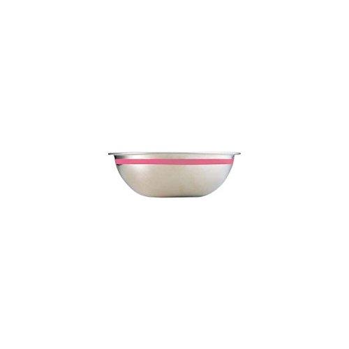 遠藤商事 業務用 TKG ボール 60cm ピンク 18-8ステンレス・抗菌剤配合特殊焼付塗装 日本製 ABC8861