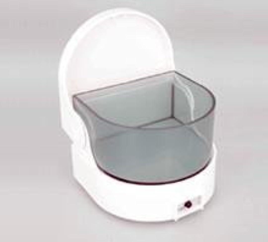 代わって使い込む詩人義歯洗浄保存容器 ピュア デンチャークリーナー タイマー付