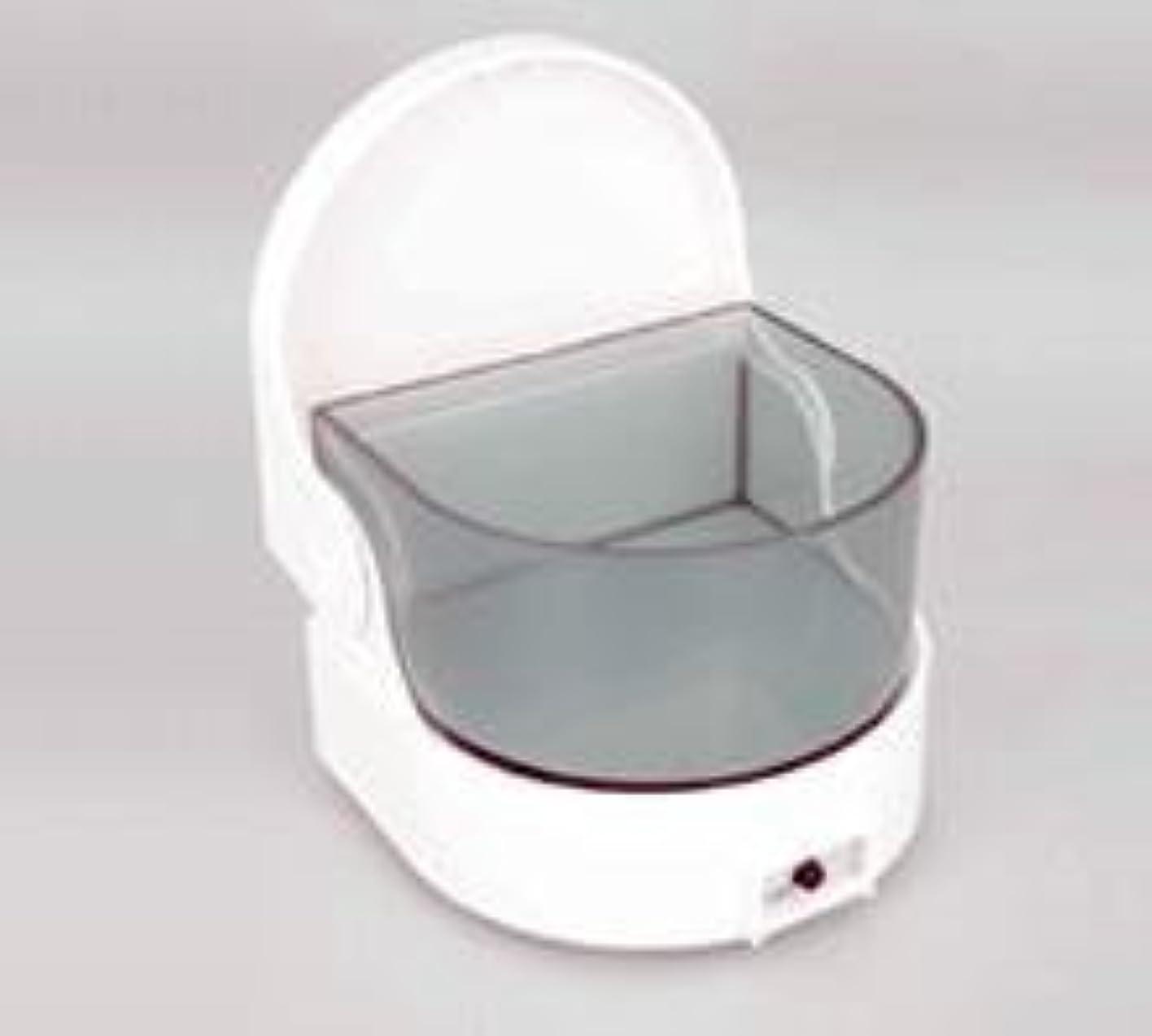 サリー言うまでもなく好戦的な義歯洗浄保存容器 ピュア デンチャークリーナー タイマー付