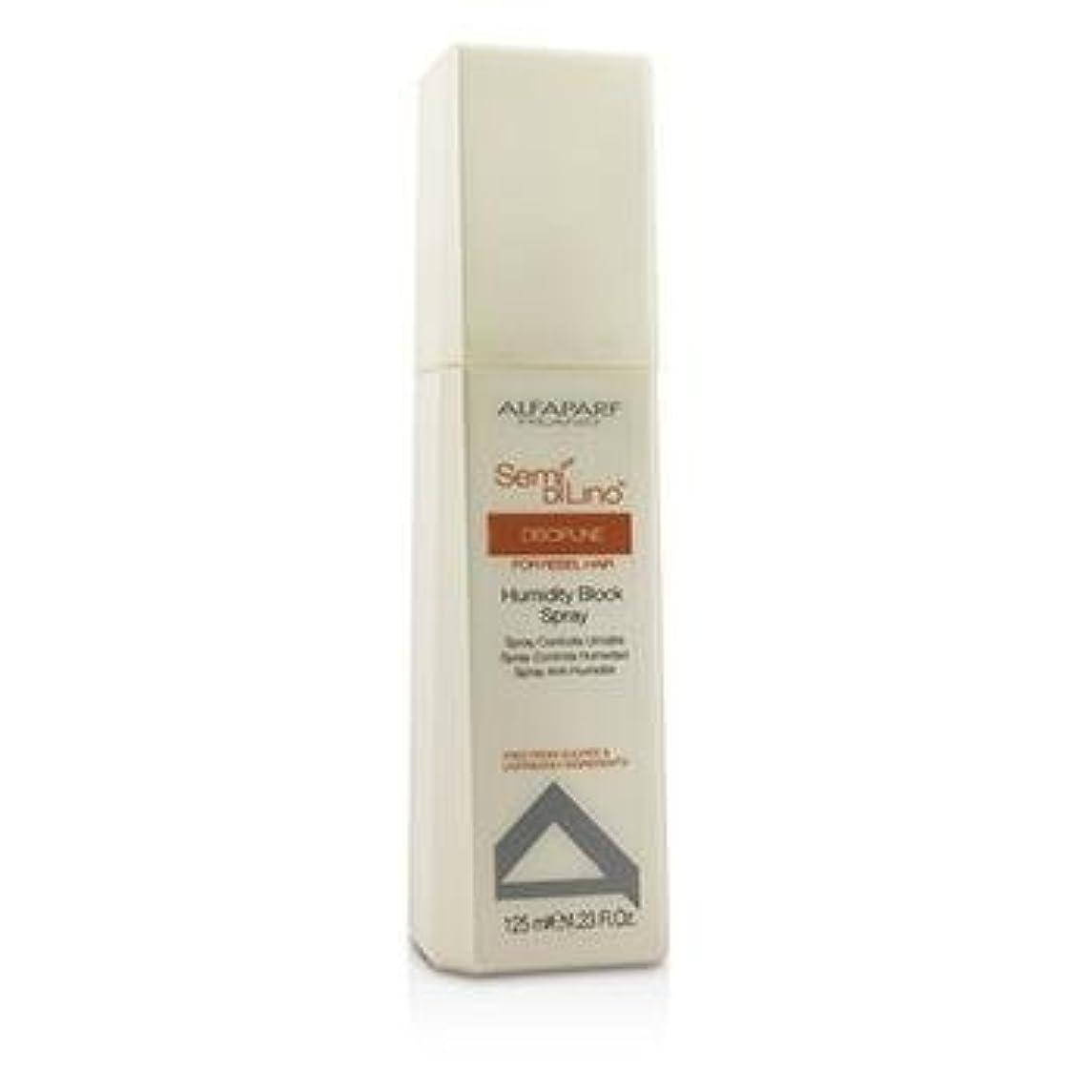 ピッチャーリーンインターネットアルファパルフ Semi Di Lino Discipline Humidity Block Spray (For Rebel Hair) 125ml
