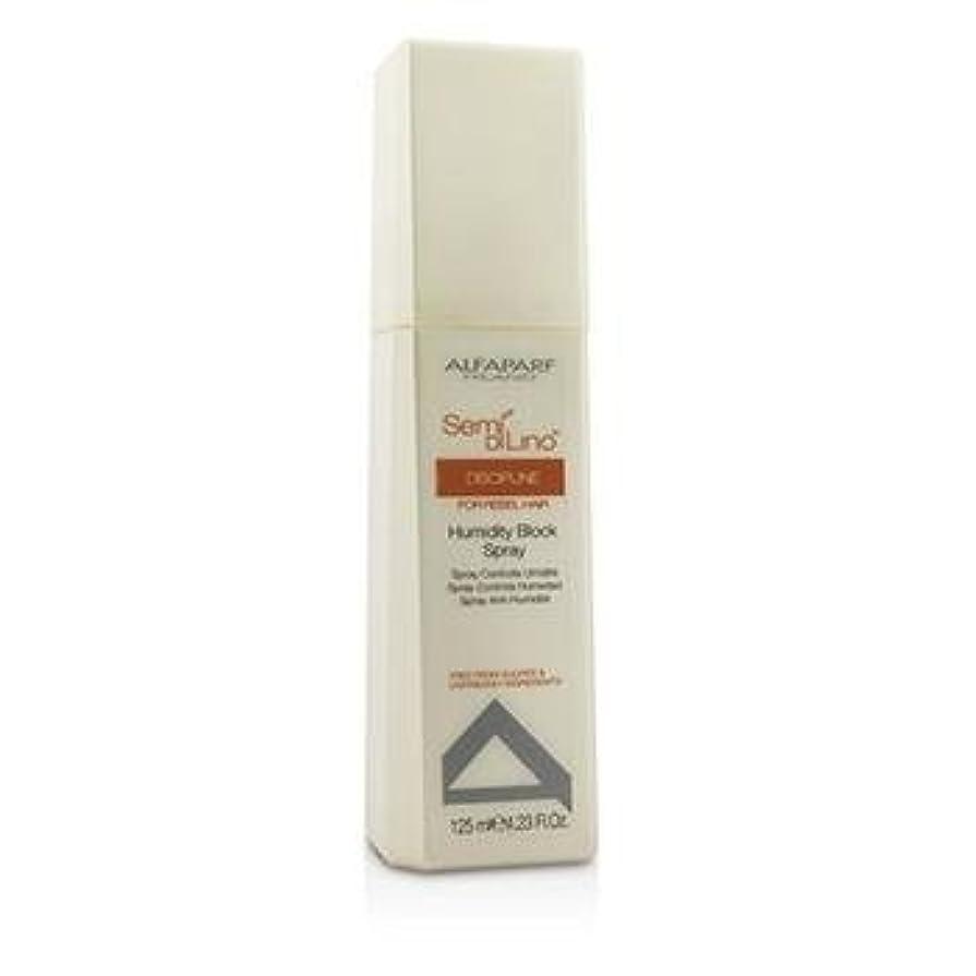 発見オークション買い物に行くアルファパルフ Semi Di Lino Discipline Humidity Block Spray (For Rebel Hair) 125ml