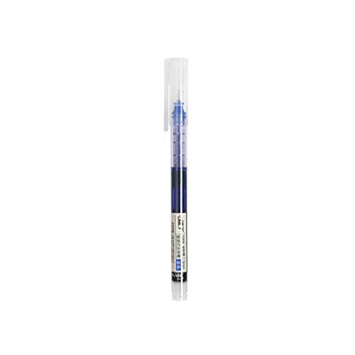 Punta de rodillo 0.5mm Recarga Gel Pen Recto Líquido Bolígrafo Herramienta de Escritura Regalos Punta de Rodillo 0.5mm Recambio Gel Pe
