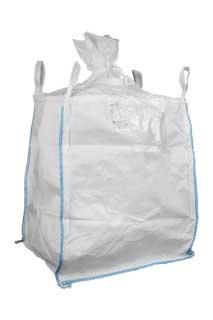 Big Bag 90x90x110 met schort om vast te binden