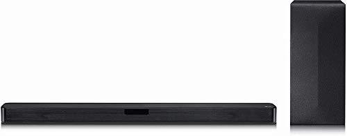 Lg Dts Virtual X Sistema audio 2.1 con HDMI e ARC 300 W, Nero