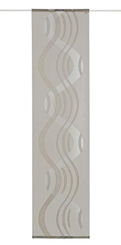 Deko Trends, Tenda a Pannello con Pannello in Alluminio, Multicolore (Mehrfarbig)