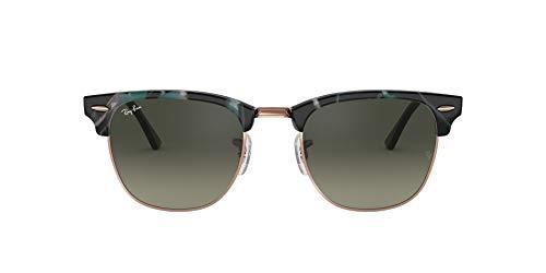 Ray-Ban Sonnenbrille RB3016 Rechteckig Sonnenbrille 49, Schwarz