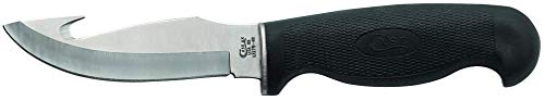 CASE XX WR Pocket Knife Black Lightweight Gut Hook Hunter Item #532 - (Lt275 4G SS) - Length: 8 1/2 Inches