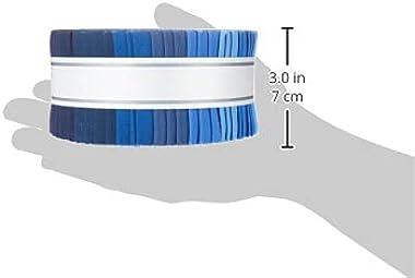 Robert Kaufman Fabrics RU-446-40, Blue