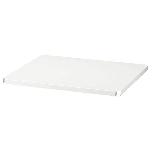 Ikea JONAXEL - Estante superior para marco (sólo estante), color blanco duradero, viene en 2 tamaños (ajuste cuadrado de 50 x 51)