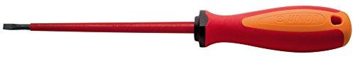 Unior 9616441 geïsoleerde VDE-TBI elektrische schroevendraaier, 1,2 x 6,5 mm