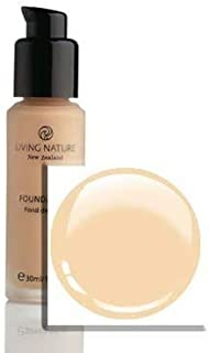 living nature foundation pure sand