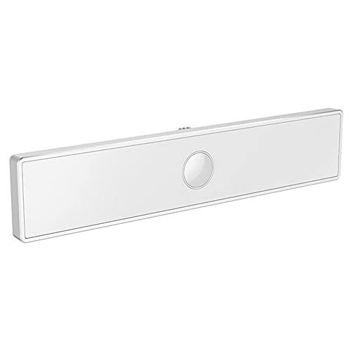 Luz de Armario LED 26 LED USB Recargable Sensor de Movimiento magnético Incorporado Luz de Armario para Armario Cocina Pasillo